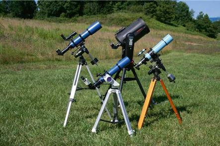 The Telescopes
