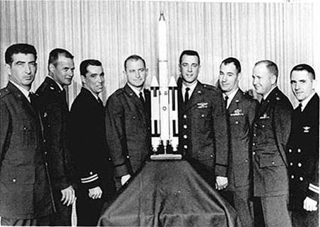 MANNED ORBITING LABORATORY (MOL)—UNITED STATES DEPARTMENT OF DEFENSE