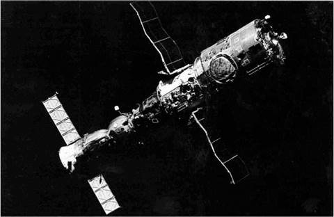 Salyut 6: Space station operations defined