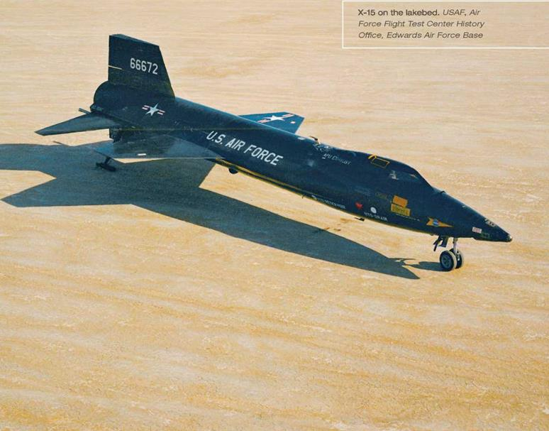 THE BELL X-1A