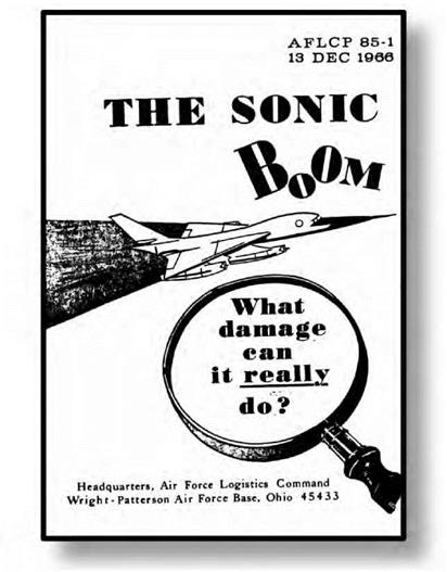 A Painful Lesson: Sonic Booms and the Supersonic Transport
