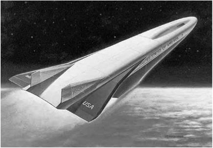 Aerospaceplane to NASP: The Lure of Air-Breathing Hypersonics