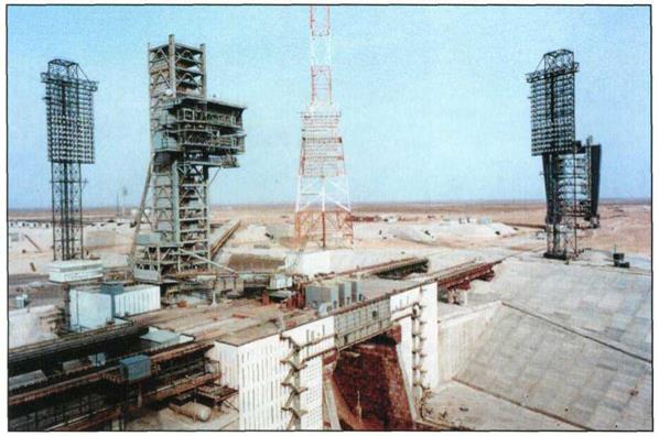 Development of the Energia Launch Vehicle and Buran orbiter