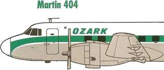 Ozark's DC-3 Replacements