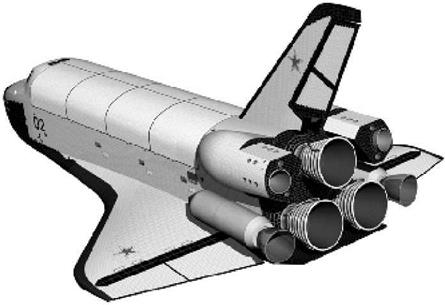 The OS-120 Shuttle copy