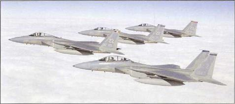 Boeing F-15A, F-15B, F-15C, F-15D Air superiority fighter