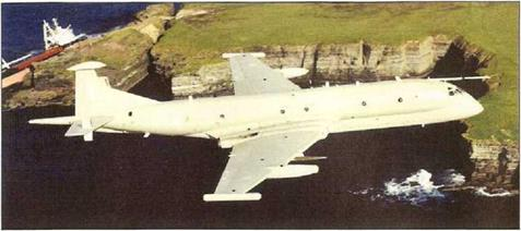 BAE SYSTEMS Nimrod Maritime patrol/special missions aircraft