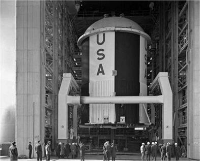 Propulsion for the Saturn Launch Vehicles
