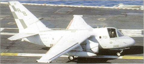 Lockheed S-3 Viking Carrier-based ASW and ASuV aircraft