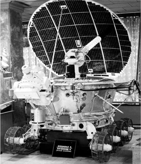 WINDING DOWN THE PROGRAMME OF AUTOMATIC LUNAR EXPLORATION