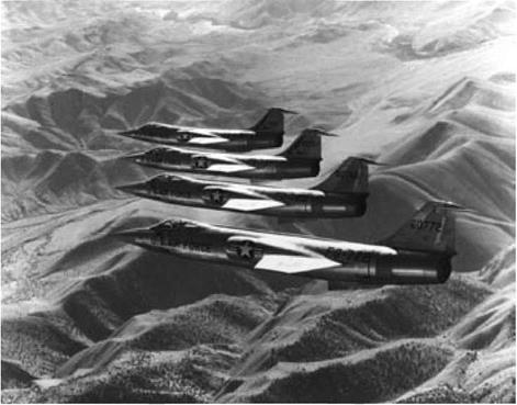The Air Force and High-Speed Flight