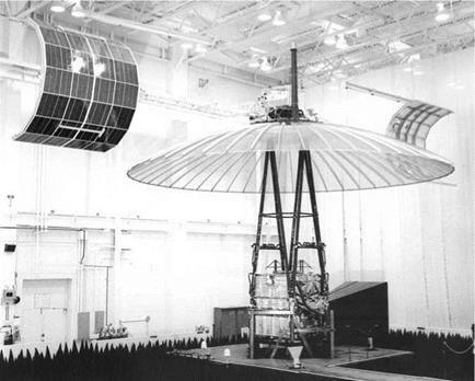 The ATS-6 Satellite