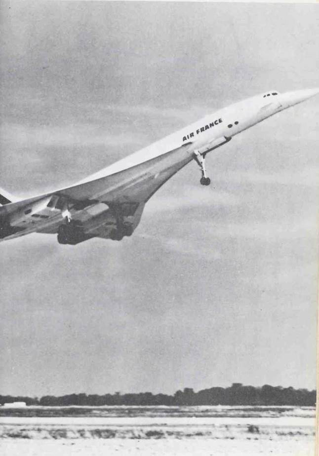 SUPERSONIC TRANSPORTS