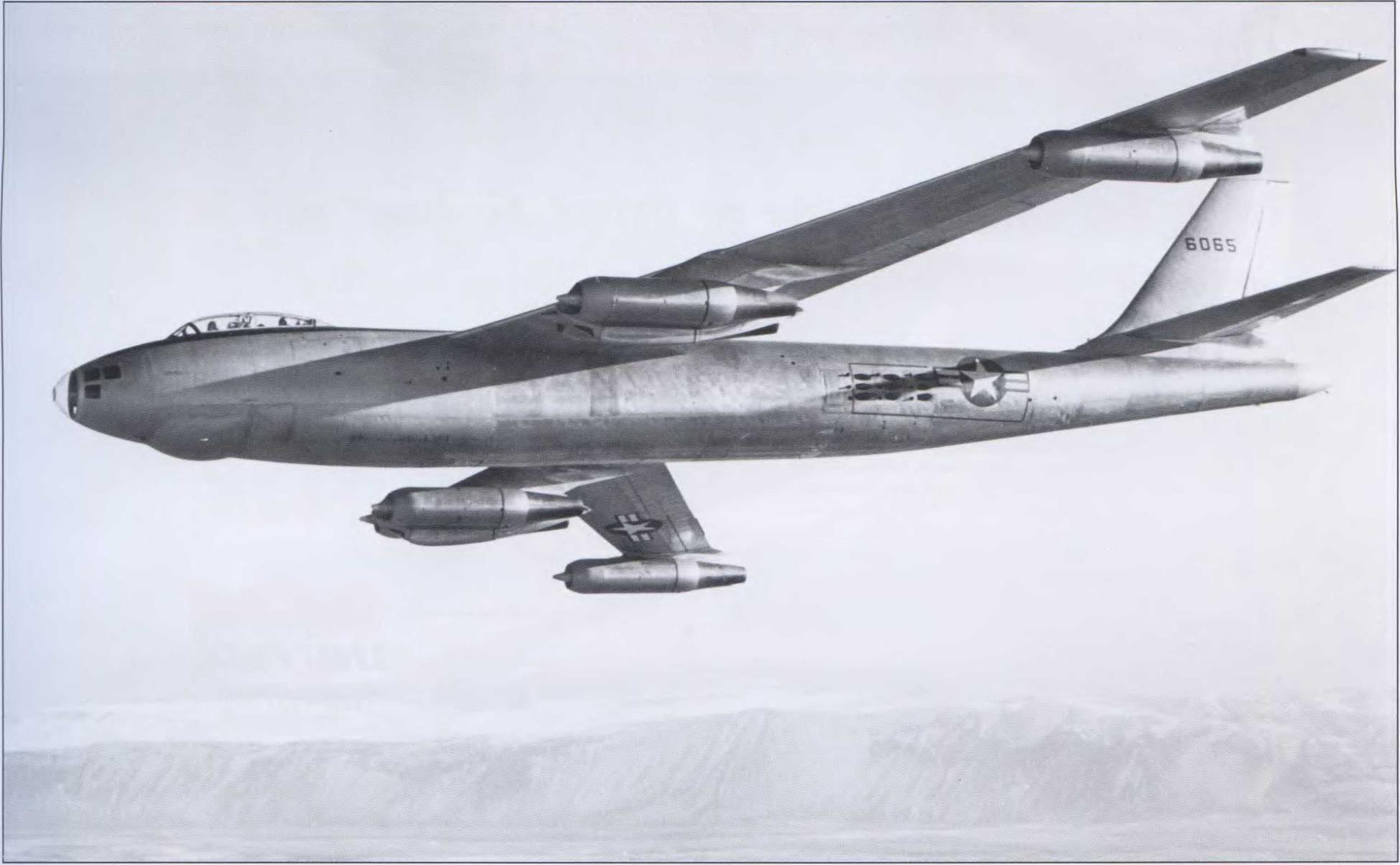 Jetliners on the Distant Horizon: USAF Enters the Turbine Age