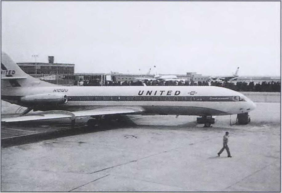 UNITED'S MAGNIFICENT CARAVELLE