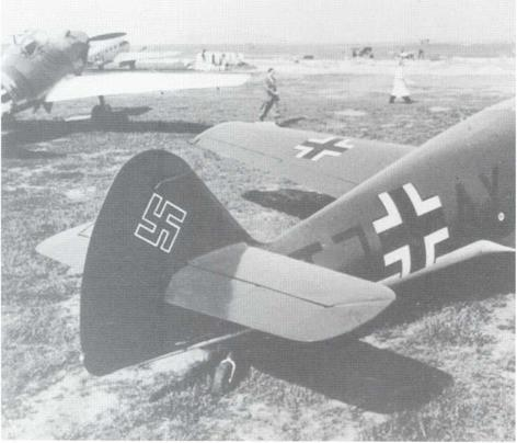 GERMAN JETS, 1944-1945