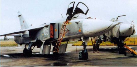 Sukhoi Su-24 | Aviation - airports, aircraft, helicopters