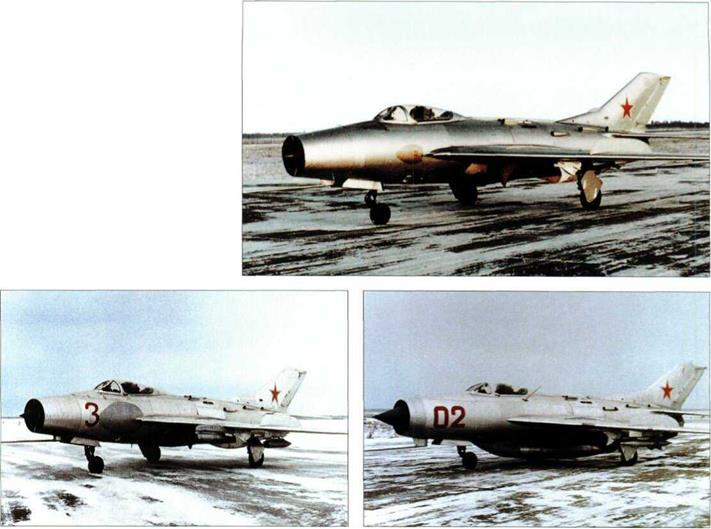 Soviet X-Planes. in colour
