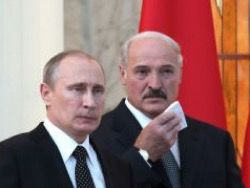 And for air base you will answer! Lukashenko will meet Putin