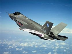 Israel intends to double range of flight F-35