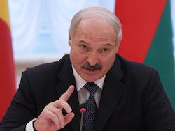 Lukashenko: The Russian air base of