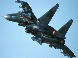 The cause of infringement of border of Turkey the Russian Air Force