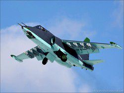 The Russian aircraft killed tanks of fighters of YOKES