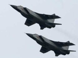 The Russian VKS deprived of the USA of a superiority in the sky of Europe