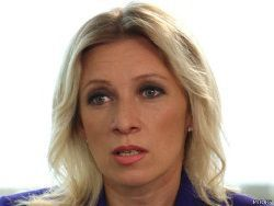 Zakharova - about airstrikes of France in Syria: inventors what
